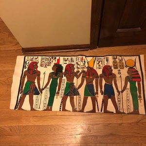 Other - Egyptian cloth print